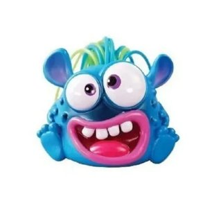Boneco Monstrinhos Azul Lançamento Dtc Galera Do Grito