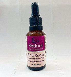 Benefícios Para Sua Pele Serum Retinol 30ml Skin Health