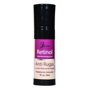 Serum Retinol Anti-idade Manchas 30ml Pump Skin Health