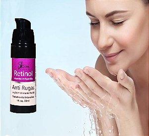 Reduz Rugas Linhas De Expressão Retinol Pump Skin Health