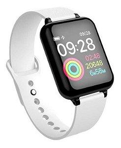 Relógio Oximetro Pulso Smartwatch Fitness