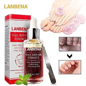 Tratamento Reparação Unhas Mãos E Pés 12 ml Lanbena