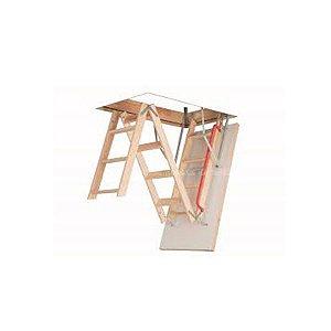 Escada de madeira para sotão OLE Kronmat 60x120x280
