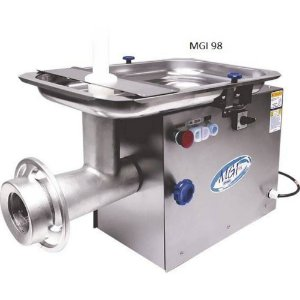Moedor e Picador de Carne - Com Switch de segurança - MGI 98 - INOX - 220V (Trifásico) - Gural