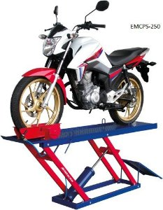 Elevador Pneumático 250kg - EMCPS-250 - Metalcava