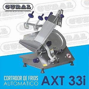 Cortador de Frios Automático AXT 33i GURAL