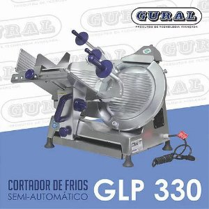 Cortador de Frios Semi-Automático GLP 330 GURAL