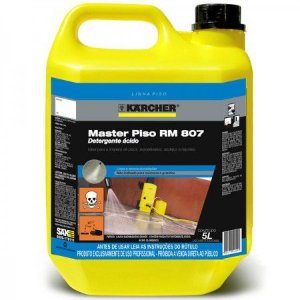 Detergente Master Piso 5L RM 807