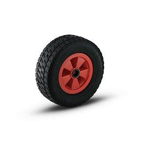 Conjunto de rodas à prova de perfurações