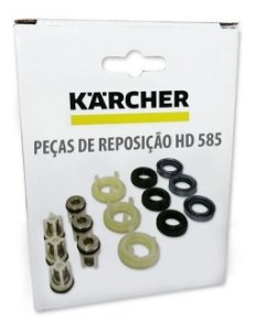 Kit de Reparo aapara Lavadora de Alta Pressão KÄRCHER HD585