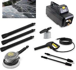 Kit Kärcher - Limpeza de Painel Fotovoltaico Residencial