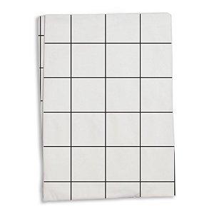Lençol Berço - Grid