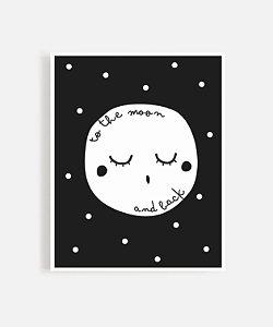 Quadrinho - Lua