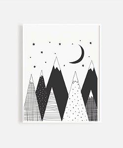 Pôster - Montanha