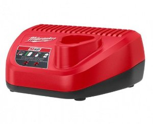 Carregador De Bateria 12v - Milwaukee 48-2459