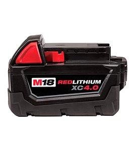 Bateria De 18v 4,0ah M18 48-11-2159 Milwaukee