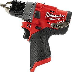 """Paraf/furadeira 1/2"""" - 12v Fuel Milwaukee 2503-20"""