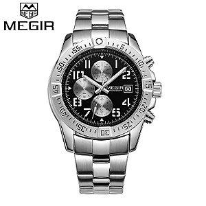 be65fa1d1fc Relógio de Luxo Masculino MEGIR Military Sport