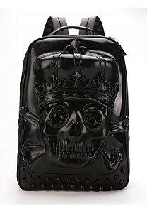 Mochila Skull King 3D