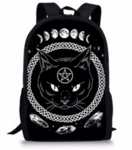 Mochila Black Cat
