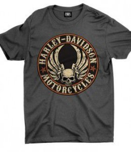 Camiseta Harley Davidson - Especial