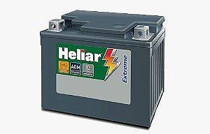 Bateria De Moto Heliar