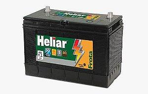 Bateria Heliar Frota -100 AH  15 Meses De Garantia