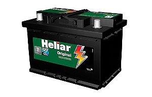 Bateria Heliar 70 AH Original De Montadora