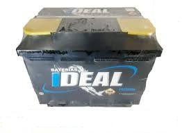 Bateria Ideal Baixa Manutenção 60AH - 12 MesesDe Garantia