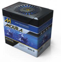 Bateria De Moto Moura