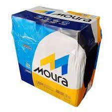 Bateria Moura 50 AH 24 Meses de Garantia
