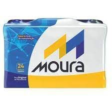 Bateria Moura 90 AH