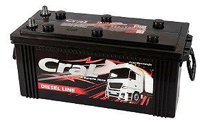 Bateria Cral 150 AH Diesel Line  15 Meses de Garantia
