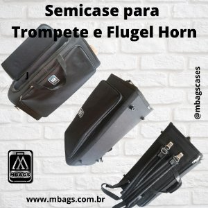 SemiCase para Trompete e Flugel