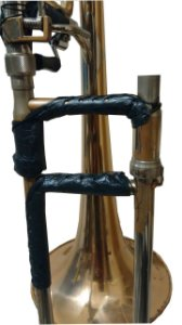 Protetor em couro para trombone tenor - MA17