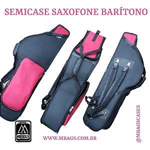 Semicase para saxofone Baritono