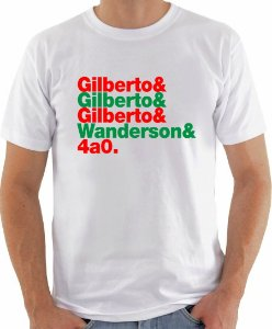Camiseta - Goleada no Corinthians