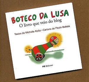 Livro - Boteco da Lusa