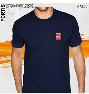 Camiseta  Fortis Redsquare