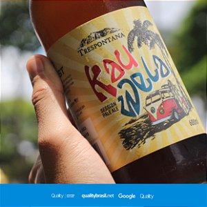 Cerveja Artesanal Session Ipa 600 ml