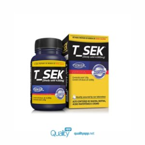 T-Sek 120 G / 30 doses - Power Supplements