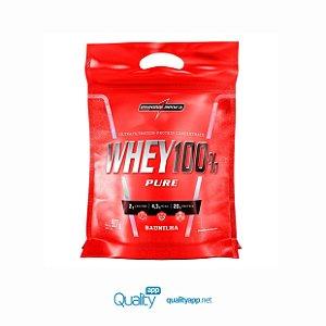 Whey Protein 100% Super Pure 907G Body Size Refil - IntegralMédica