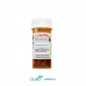 Cafeína Mutante Alpha Axcell Power Supplements