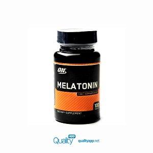 Melatonina 3 mg Optimum Nutrition 100 Tabletes