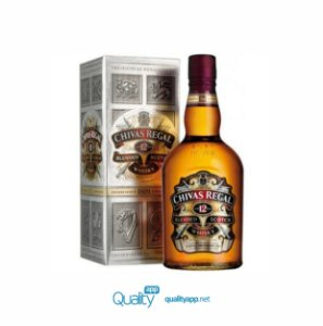 Whisky Chivas Regal 12 Anos 1.000 ml