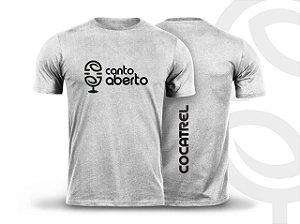 Camiseta Oficial Canto Aberto