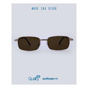 Óculos Life Rose Com Marrom
