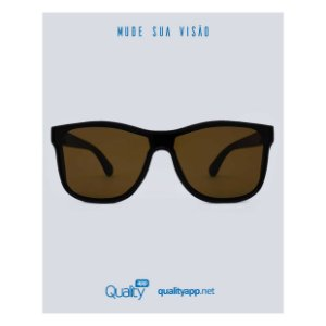 Óculos Itália Marrom