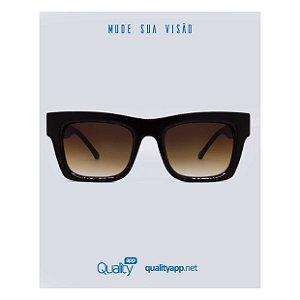 Óculos Munique Marrom