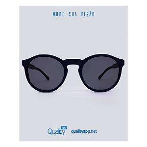 Óculos Miami Azul Marinho